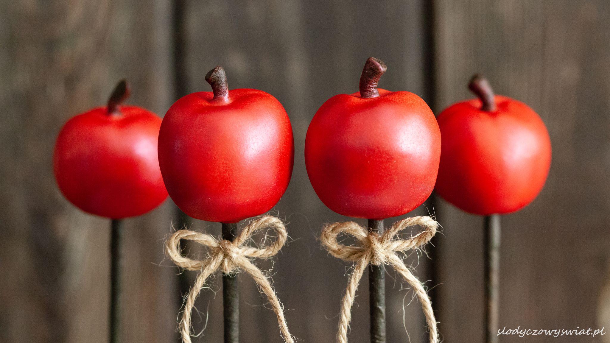 Jesienne jabłka